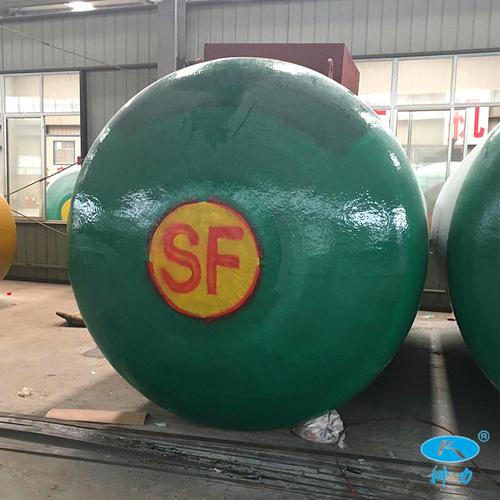 厂家批发定做SF双层油罐