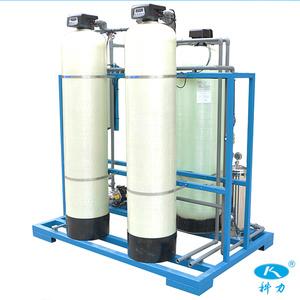 玻璃钢树脂软水设备