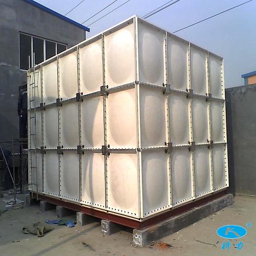 玻璃钢水箱实体厂家