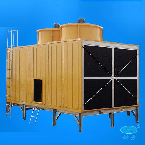 玻璃钢超低噪声冷却塔