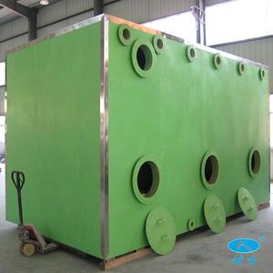 玻璃钢废气处理箱