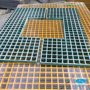 玻璃钢地沟盖板