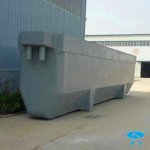 最新注射成型玻璃钢电解槽