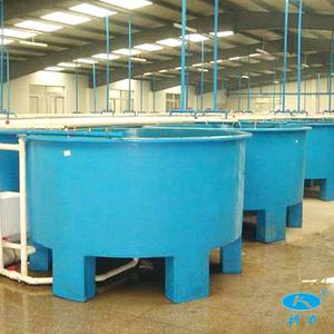 玻璃钢养殖槽设计