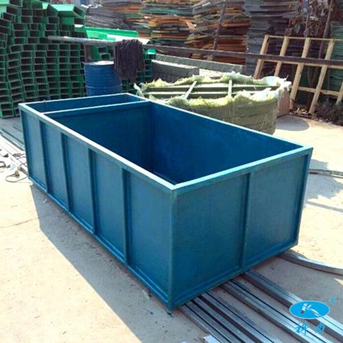 玻璃钢养殖罐
