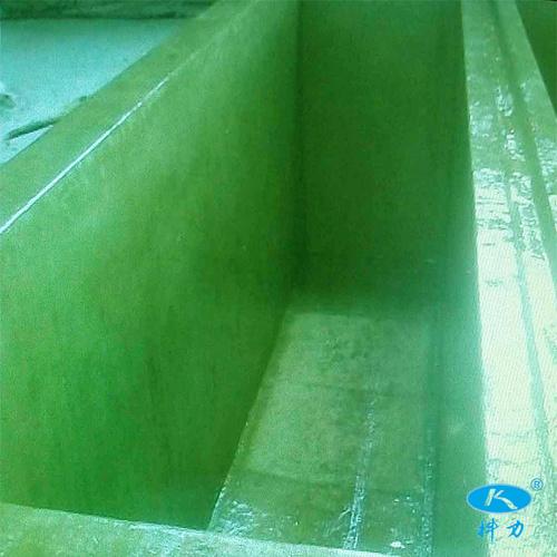 玻璃钢水池防腐