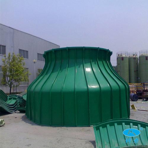 玻璃钢工业型冷却塔