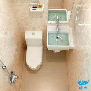 玻璃钢整体卫浴