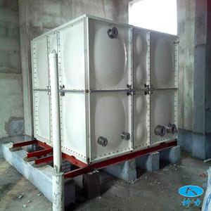 组合式抗腐蚀玻璃钢水箱
