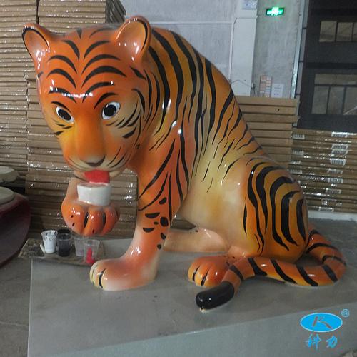 玻璃钢雕塑工艺品 (3)
