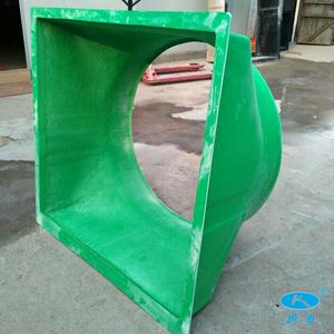玻璃钢负压风机外壳