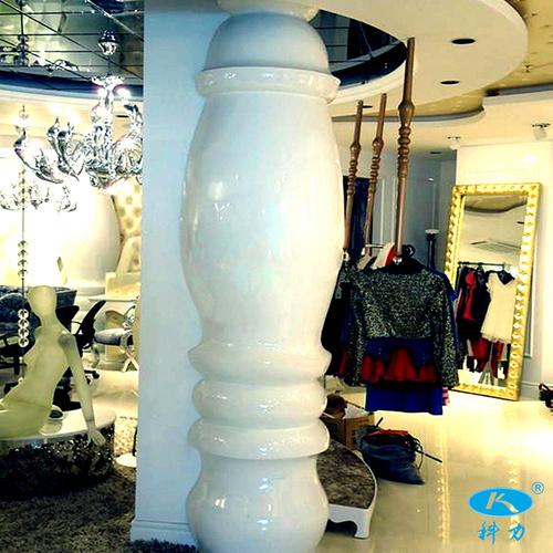 玻璃钢造型圆柱